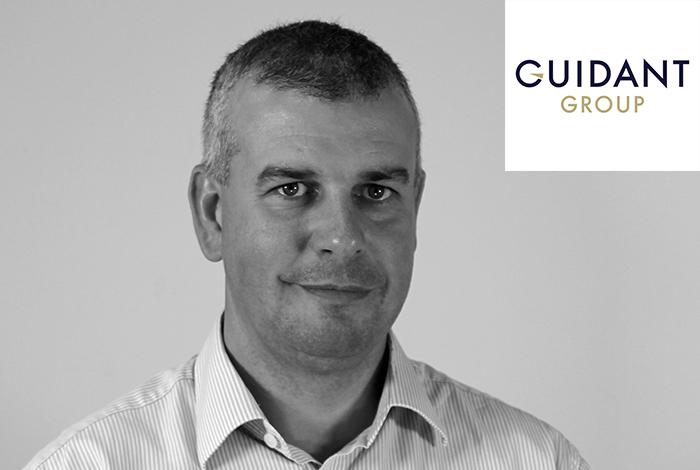 Photo of Simon Blockley, Managing Director, Guidant Group