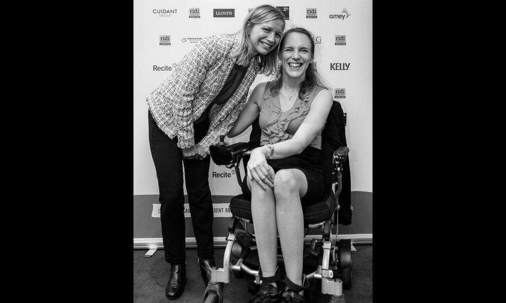 Sophia Warner and Sophie Christiensen