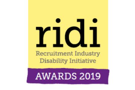 RIDI Awards 2019 logo
