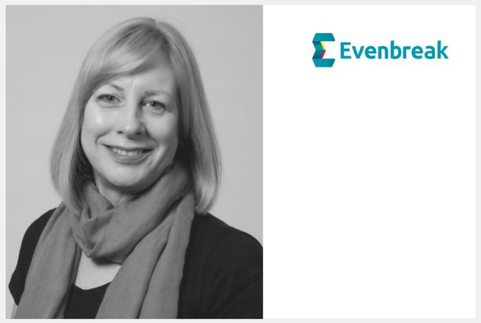 Photo of Jane Hatton, Director of Evenbreak and RIDI Exec Board
